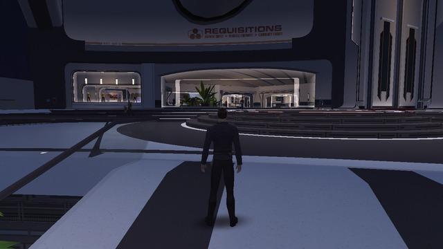 Saison 9 - Nouveau Spatiodock de la Terre (4)