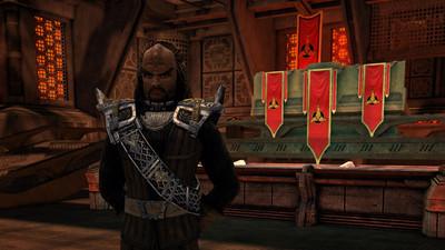 capture veteran klingon
