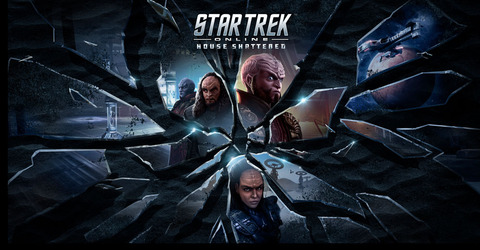 Star Trek Online - La guerre civile klingone se poursuit dans Star Trek Online: House Shattered
