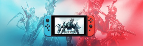 Warframe - Warframe disponible sur Nintendo Switch