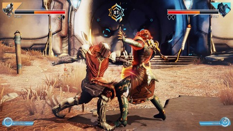 Warframe - Frame Fighter, le mini-jeu de baston déployé dans Warframe