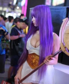 Athena à la ChinaJoy 2012