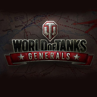 Logo de World of Tanks Generals