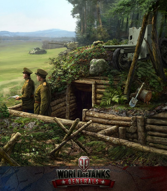 Images de World of Tanks Generals
