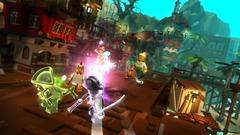 "Monde ""pirates"" de LEGO Minifigures Online"