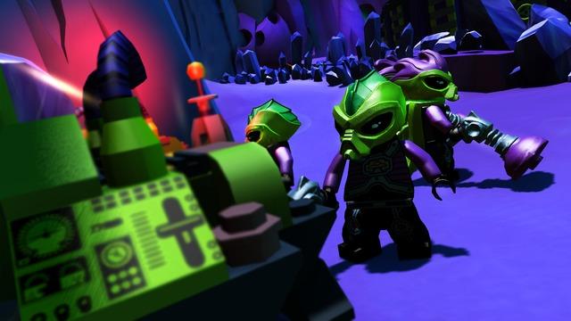 """onde """"Extra-terrestre"""" de LEGO Minifigures Online"""