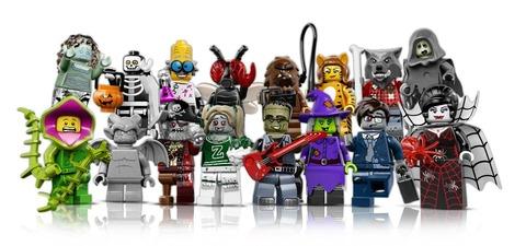 LEGO Minifigures, série 14