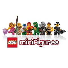 Logo de LEGO Minifigues
