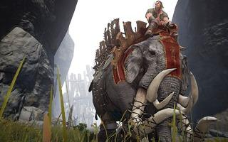 Monture éléphant