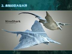 Faune maritime : NineShark