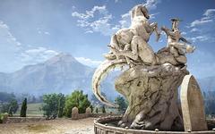 Décor et PNJ - statue