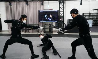 Studio de motion capture