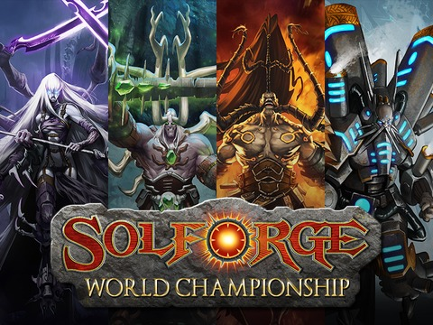 SolForge - SolForge annonce sa Coupe du Monde