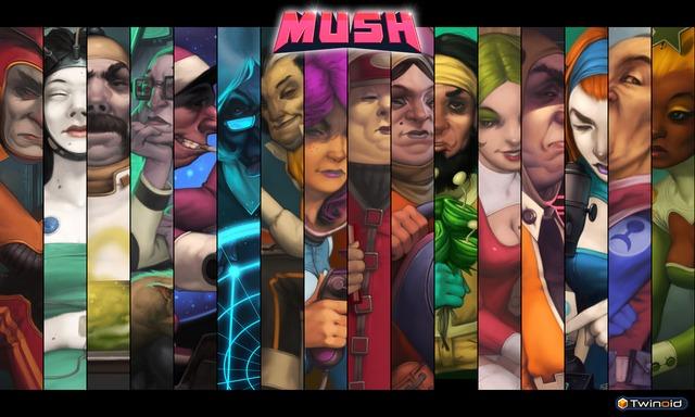 Images de Mush