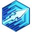 Compétences de Cryomancer - Icy missile