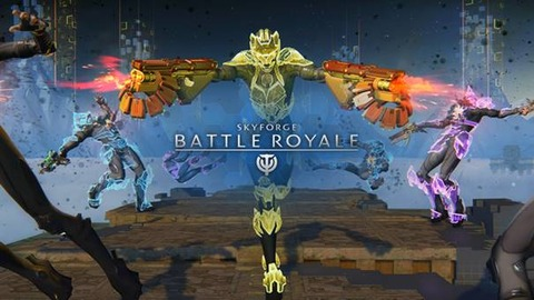 Skyforge - Skyforge se dote d'un mode Battle Royale