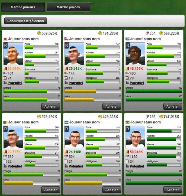 Football Masters screenshot2