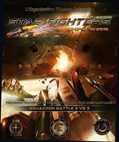 Tournoi Phalanx sur Star Citizen en octobre