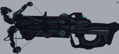 Tactical Crossbow