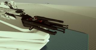 Un M50 sauvage traque furtivement sa proie