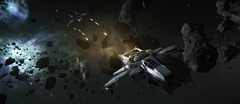 Le point sur le module dogfight de Star Citizen