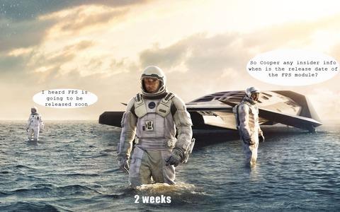 FPS dans 2 semaines
