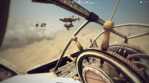 Guns of Icarus Online - Un pas vers la persistance, Guns of Icarus Online finance son mode « aventure »