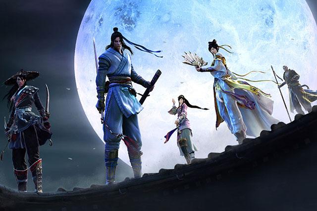 Images de Moonlight Blade