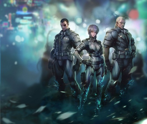 Ghost in the Shell Online - Ghost in the Shell Online précise son gameplay