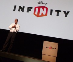 Disney officialise sa plateforme Disney Infinity