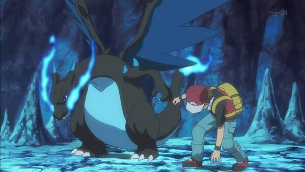 Pokémon Un Deuxième Méga Dracaufeu Dévoilé Pokémon
