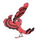 Plumeline, style Flamenco