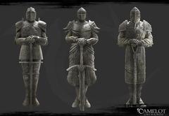 heavy-armor-statue