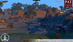 Screenshot Premier week-end Pré-alpha