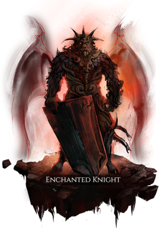 Enchanted Knight