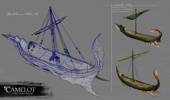 TDD boat