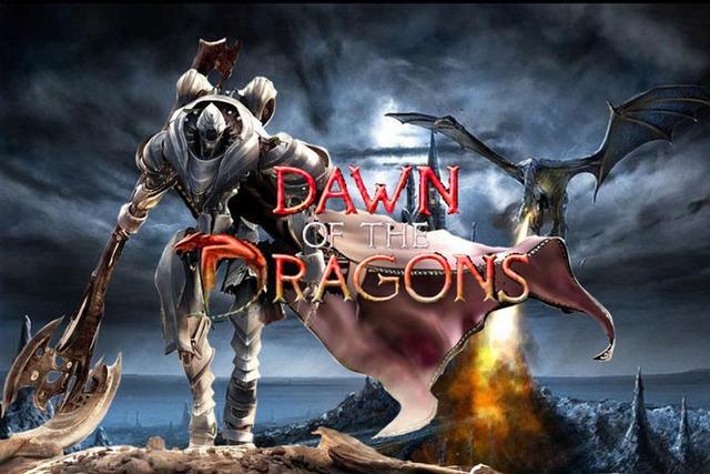 Logo de Dawn of the Dragons