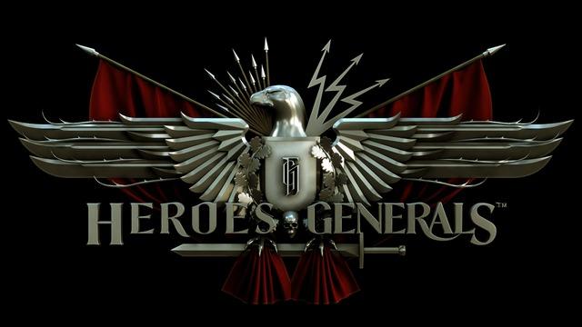 Logo de Heroes & Generals