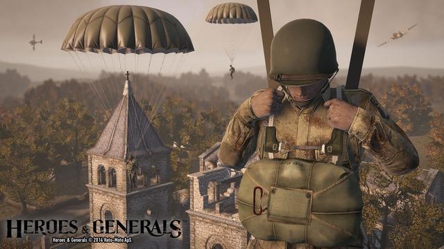 Image de Heroes and Generals