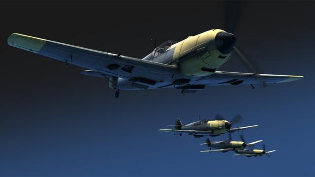 HandG Assault Team German fighter squadron