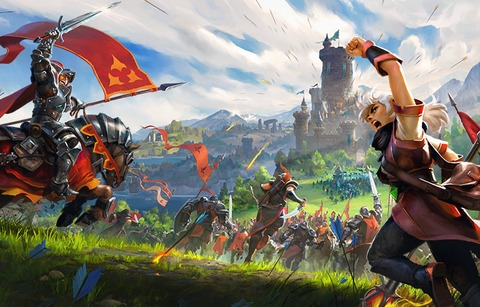 Albion Online - Albion Online illustre sa version mobile