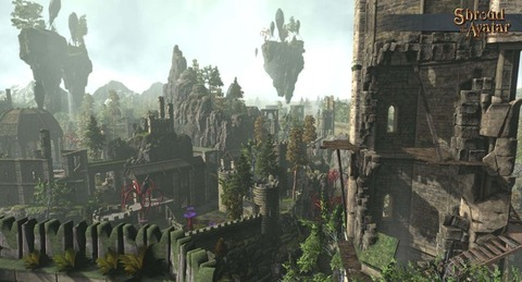 Shroud of the Avatar - Travian Games exploitera Shroud of the Avatar en Europe