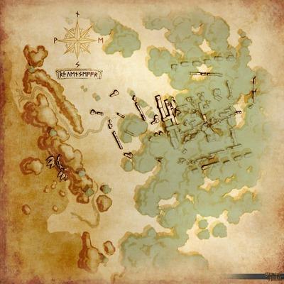Carte de Ravensmoor