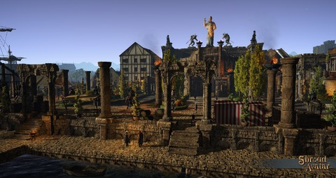 Shroud of the Avatar - Shroud of the Avatar dorénavant pleinement distribué en free-to-play