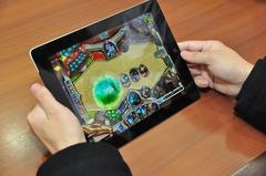 Version iPad d'Hearthstone - Heartstone
