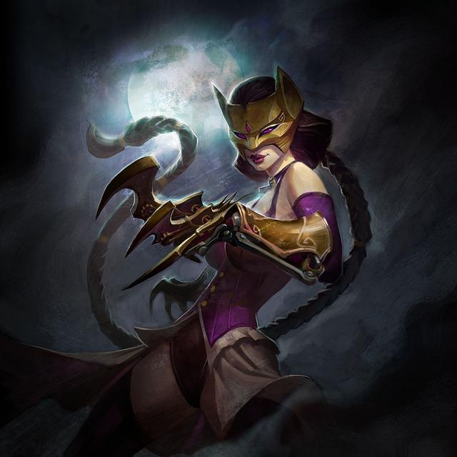 Gaslight Catwoman