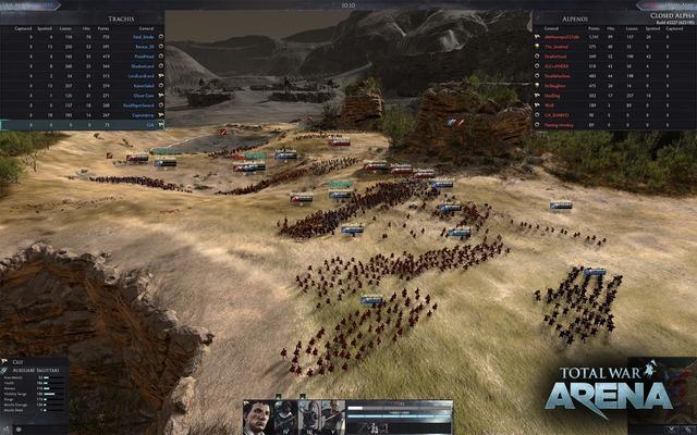 Images de Total War Arena