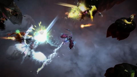 Dragons and Titans - Le MOBA Dragons and Titans se relance sur Steam