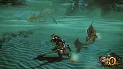Bestiaire : Monster Hunter Online dévoile le Gendrome