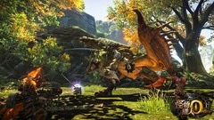 Tencent UP 2013 - Capcom et Tencent annoncent Monster Hunter Online